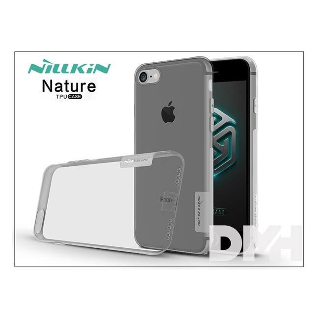 Nillkin NL127456 NATURE iPhone 7/8 szürke szilikon hátlap