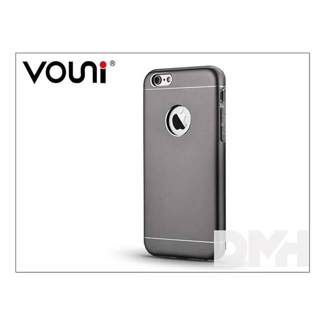 Vouni ST968021 ARMOR iPhone 6+/6S+ fegyver fekete hátlap