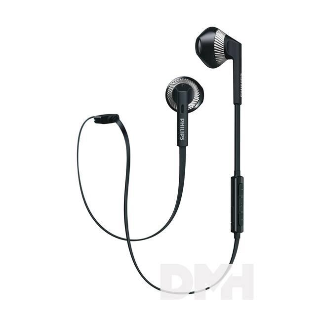 Philips SHB5250BK/00 MyJam Bluetooth fekete fülhallgató