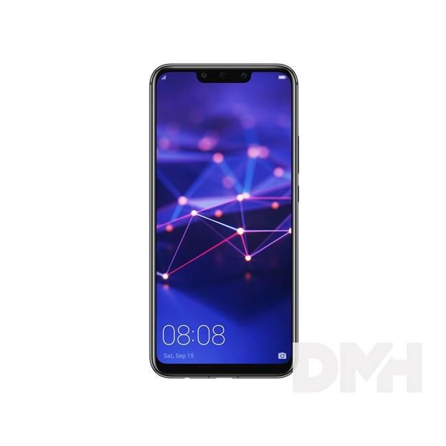"Huawei Mate 20 Lite 6,3"" LTE 64GB Dual SIM fekete okostelefon"