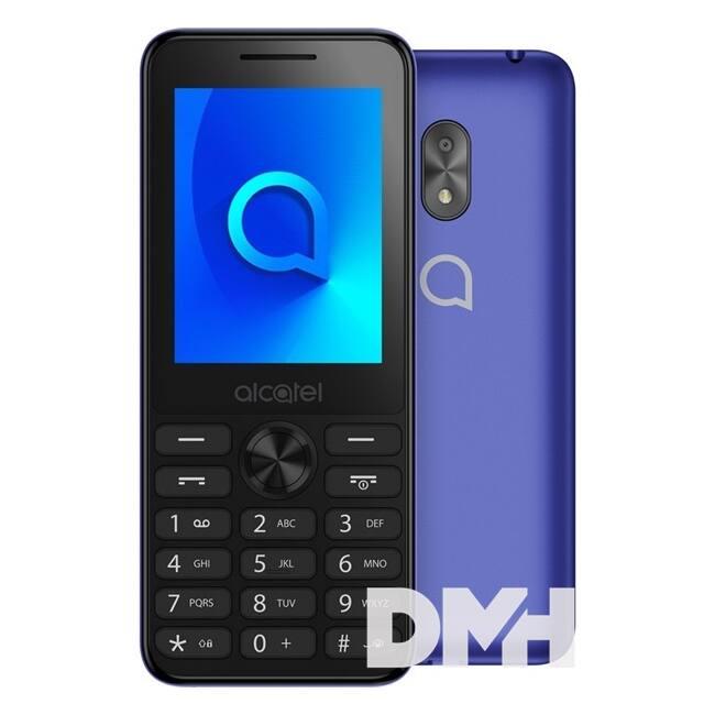 "Alcatel 2003D 2,4"" Dual SIM metálkék mobiltelefon"