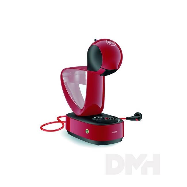 Krups KP170531 Infinissima Dolce Gusto piros kapszulás kávéfőző