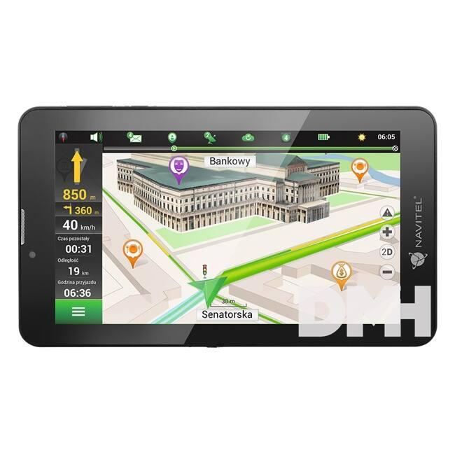 """Navitel T700 3G 7"""" 16GB Wi-Fi tablet"""