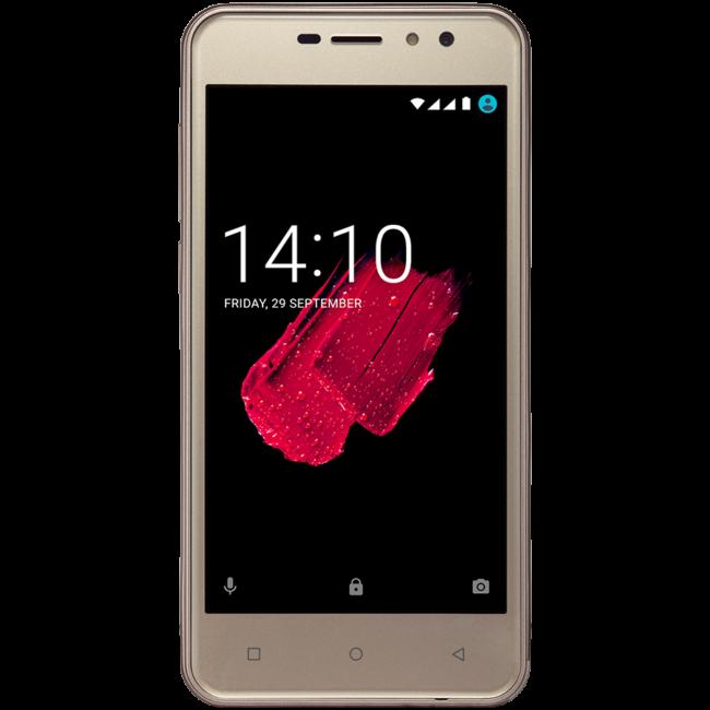 "Prestigio, Muze J3, PSP3470DUO, Dual SIM, 4.7"",HD (1280*720), IPS, 2.5D, Android 7.0 Nougat, Quad-Core 1.3GHz, 1GB RAM+8Gb eMMC, 2.0MP front+8.0MP AF rear camera with flash light, 2000 mAh battery"