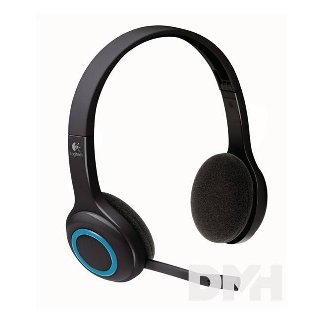 Logitech H600 USB wless headset