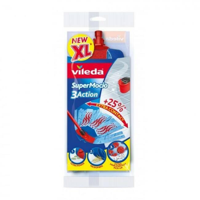 Vileda 3Action Velour utántöltő