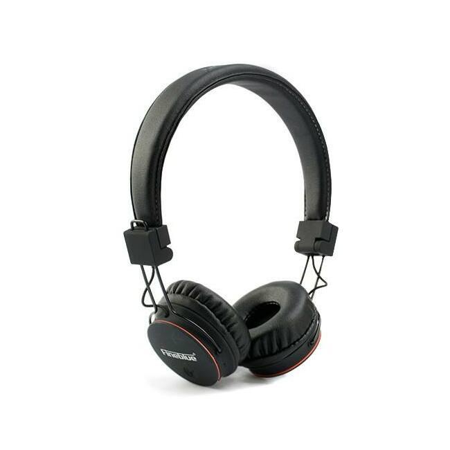 FINEBLUE BEATBACK FR-7S Bluetooth headphones hands free black
