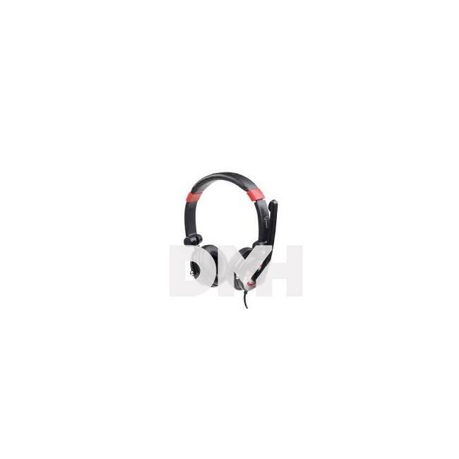 Gembird MHS-5.1-001 fekete headset