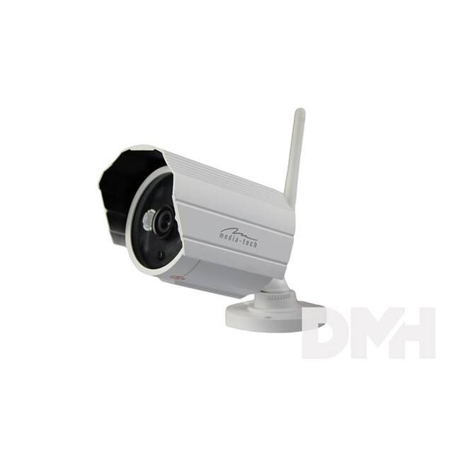 Media-Tech MT4052 HD kültéri vezeték nélküli biztonsági IP kamera