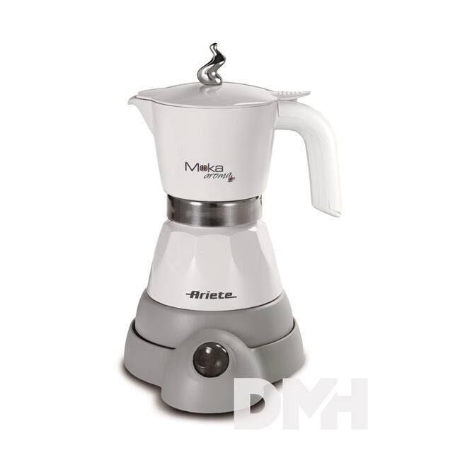 Ariete 1358 Mokina fehér kávéfőző