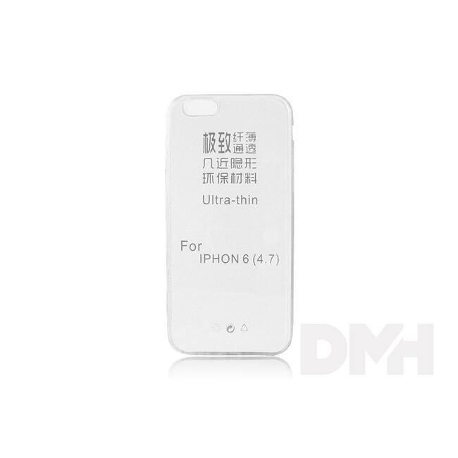 Haffner PT-2015 iPhone 6 ultra slim átlátszó hátlap