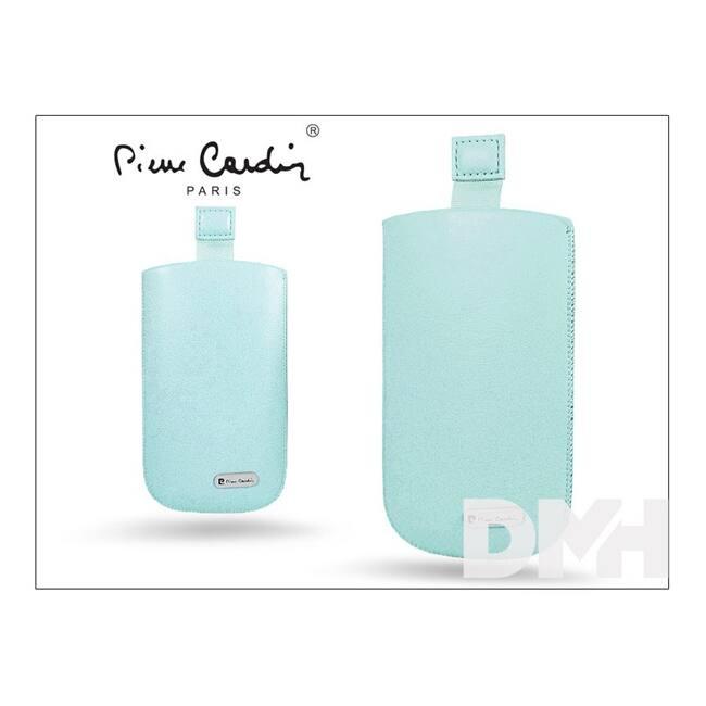 Pierre CardinH10-18BL iPhone 5 kék slim tok
