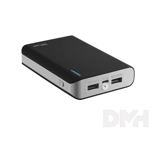 Trust Urban Primo 8800mAh fekete power bank