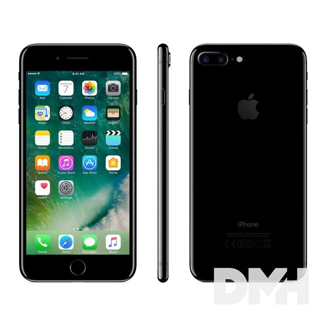 Apple iPhone 7 Plus 128GB black (kozmosz fekete)