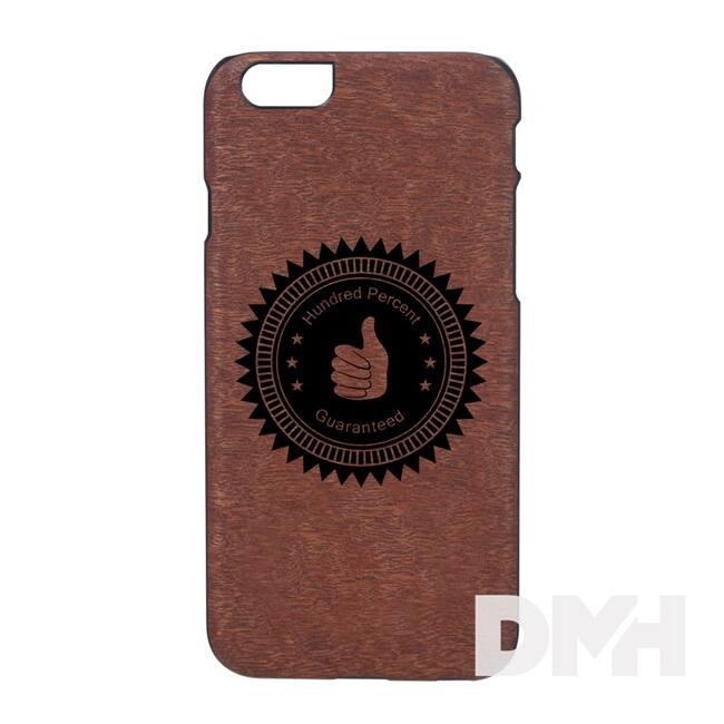 Man and Wood B1722B Thumb iPhone 6/6S illatosított fa tok