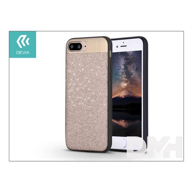 Devia ST000027 RACY iPhone 7+ arany hátlap