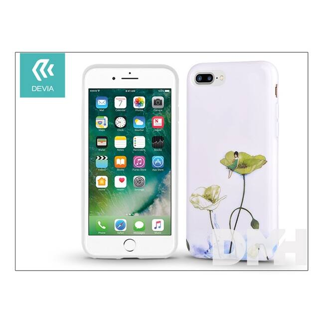 Devia ST994495 VIVID LOTUS iPhone 7+ hátlap