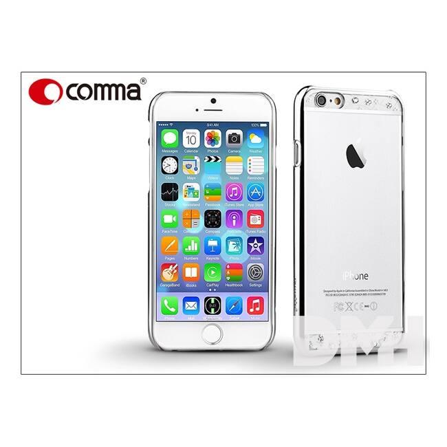 Comma ST954055 Crystal Bling iPhone 6/6S ezüst hátlap