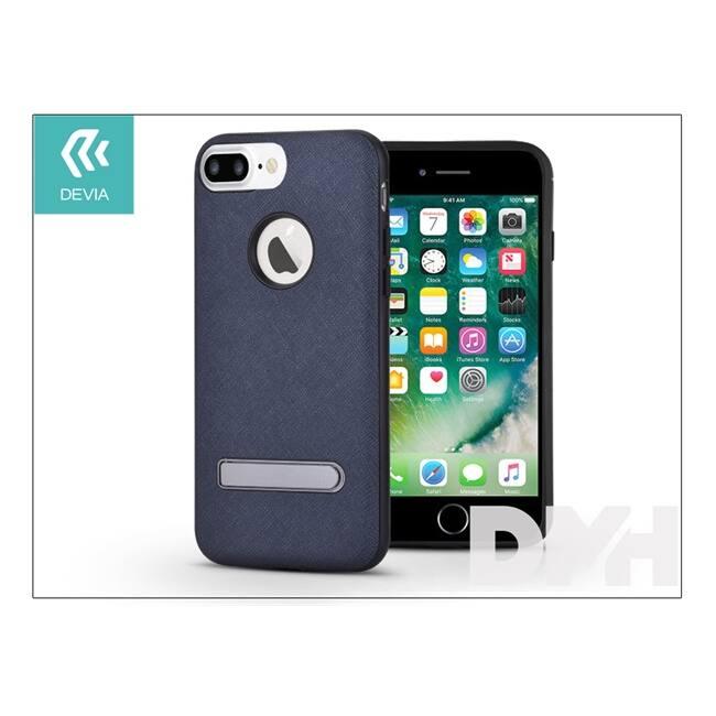 Devia ST994563 iStand iPhone 7+ kék hátlap