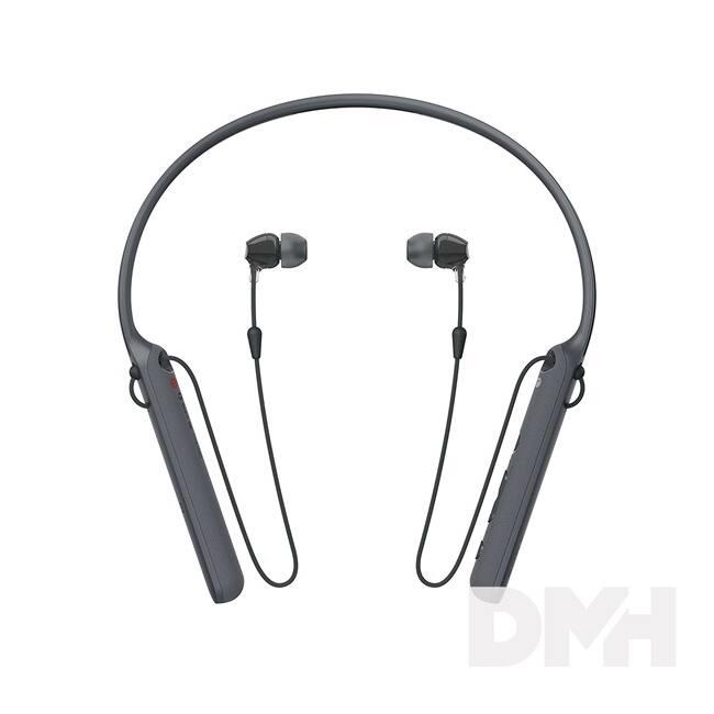 Sony WIC400 Bluetooth fekete fülhallgató headset
