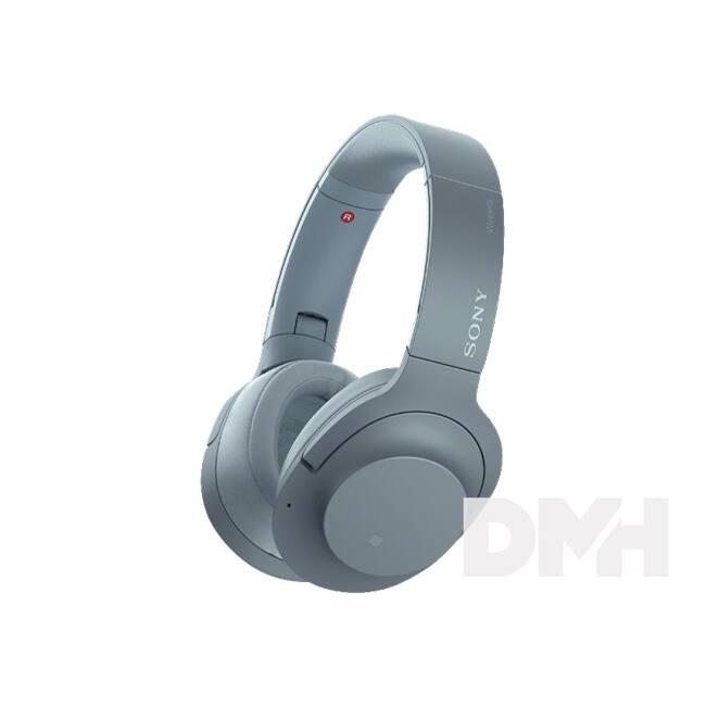 Sony WHH900 Hi-Res Bluetooth kék fejhallgató headset aptX
