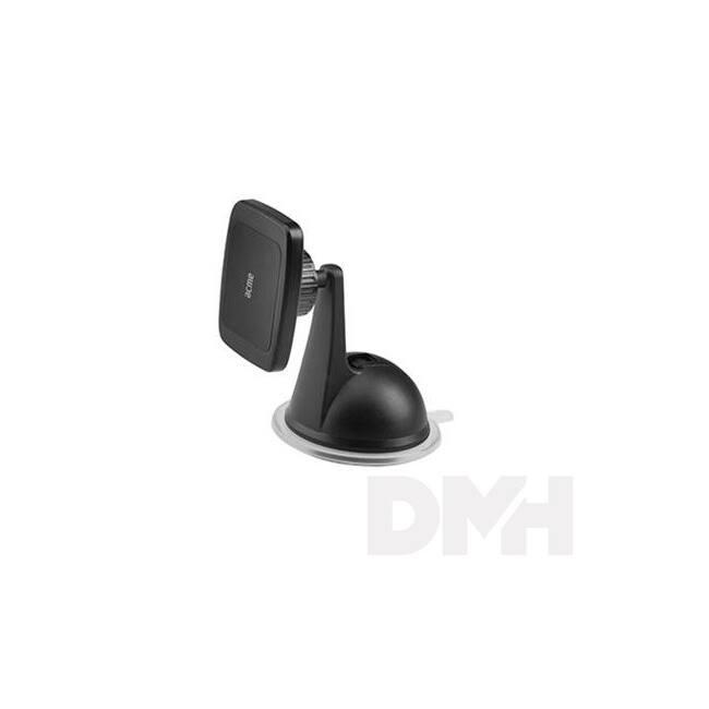 ACME PM1202 univerzális szélvédőre rögzíthető mágneses autós tartó