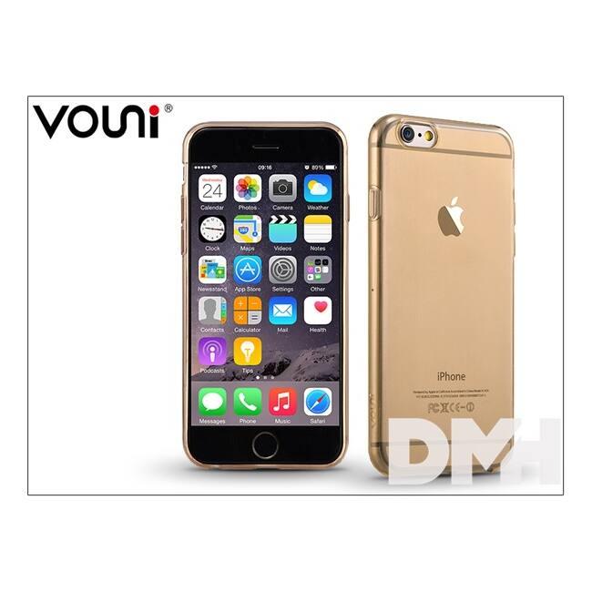 Vouni ST968915 NAKED iPhone 6/6S Crystal pezsgő hátlap