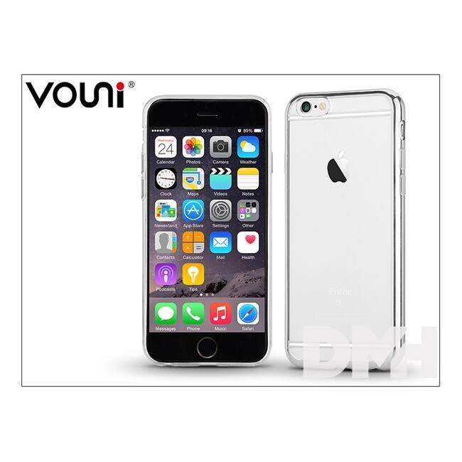 Vouni ST977863 SOFT LIGHT iPhone 6/6S ezüst hátlap