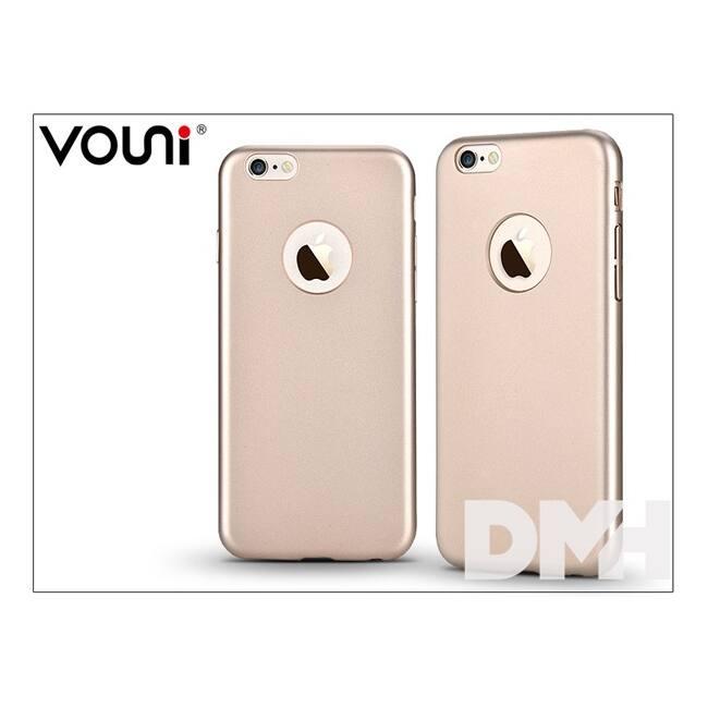 Vouni ST983666 TRENDY iPhone 6/6S pezsgőarany hátlap