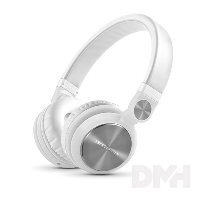 Energy Sistem EN 426737 Headphones DJ2 fehér zárt mikrofonos fejhallgató