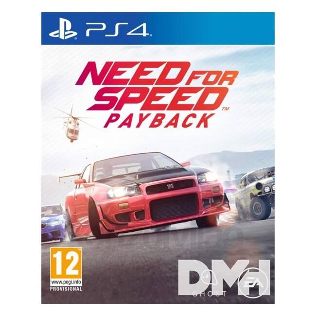 Need For Speed Payback PS4 játékszoftver