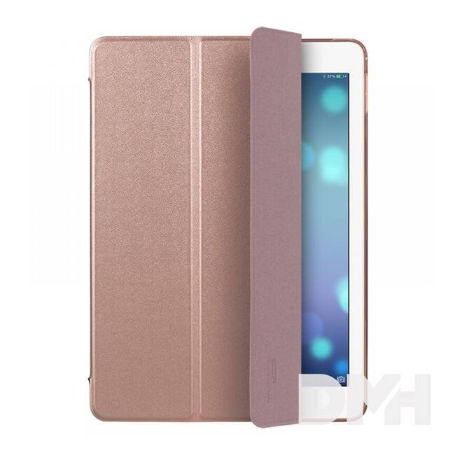 Cellect Apple iPad Air 2 rózsaarany tablet tok