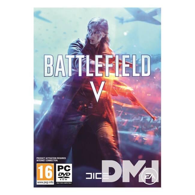 Battlefield V PC CZ/SK/HU játékszoftver