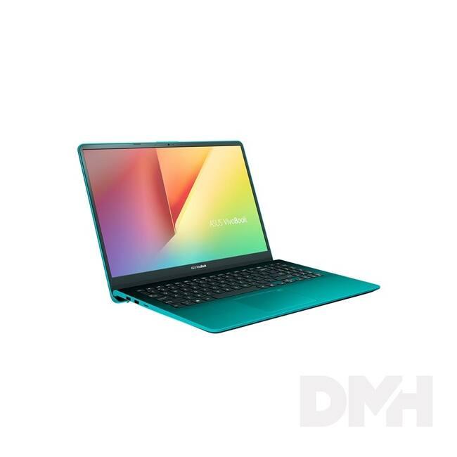 """ASUS VivoBook S530UN-BQ136 15,6"""" FHD/Intel Core i7-8550U/8GB/256GB/MX150 2GB/zöld laptop"""