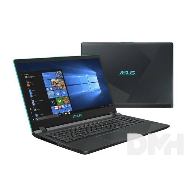 "ASUS X560UD-BQ201T 15,6"" FHD/Intel Core i5-8250U/16GB/256GB/GTX 1050 4GB/Win10/fekete laptop"