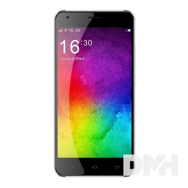 """Navon Supreme Pure Plus 5"""" 3G 8GB Dual SIM fekete okostelefon"""
