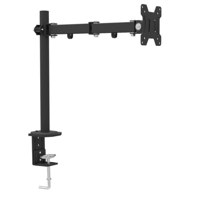 ART Desk Holder L-01N Universal for monitor LED/LCD black 13-32'' 8KG