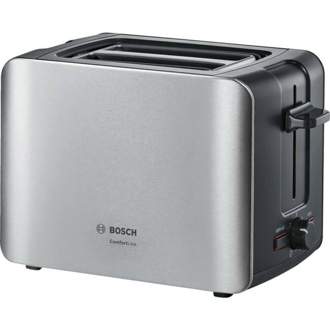 Toaster Bosch TAT6A913 | silver
