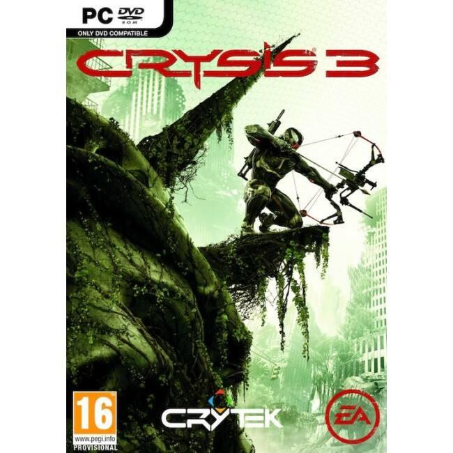CRYSIS 3 PC CZ/SK/HU