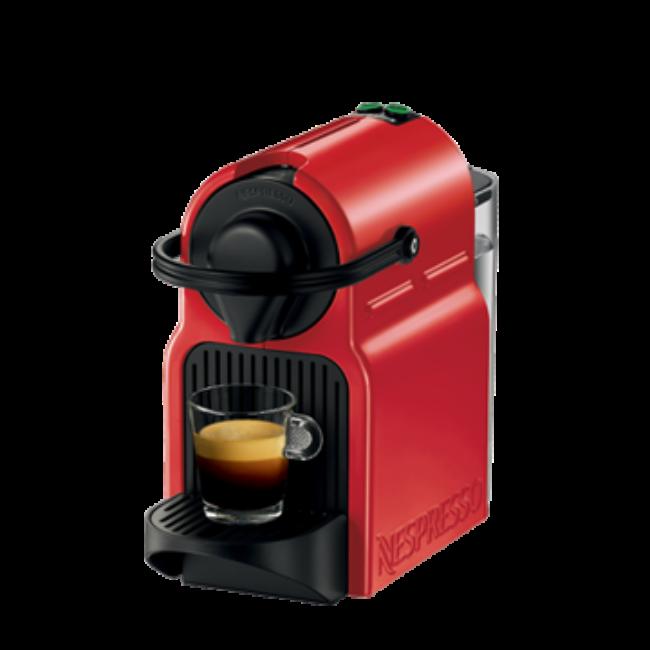 Coffee machine Krups XN1005 Nespresso Inissia | red