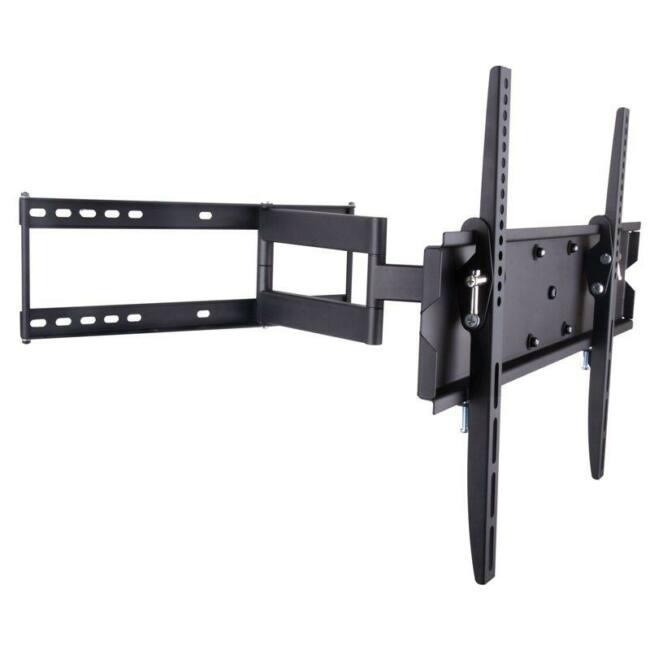Techly fali tartó TV LCD/LED/PDP 23-55'' 50 kg VESA állítható, fekete
