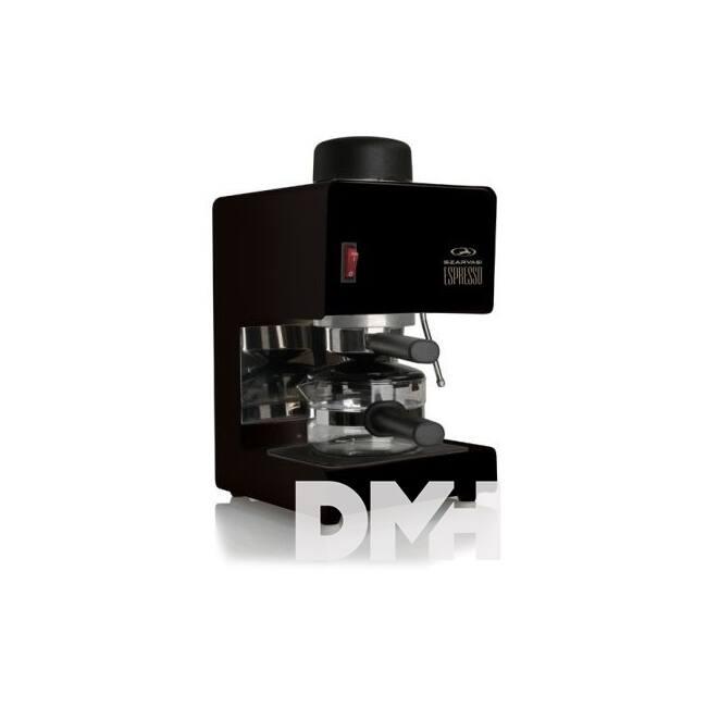 Szarvasi SZV611 fekete kávéfőző