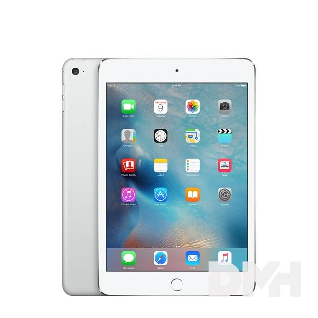 Apple iPad mini 4 128 GB Wi-Fi + Cellular (ezüst)