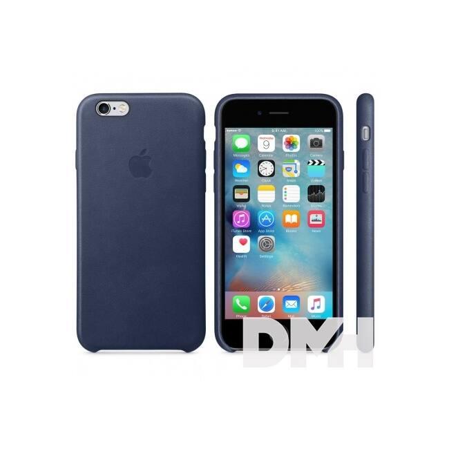 Apple iPhone6s bőrtok éjkék