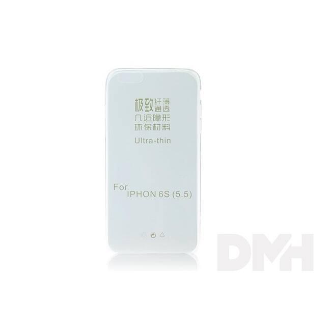 Haffner PT-2040 iPhone 6 Plus ultra slim átlátszó hátlap