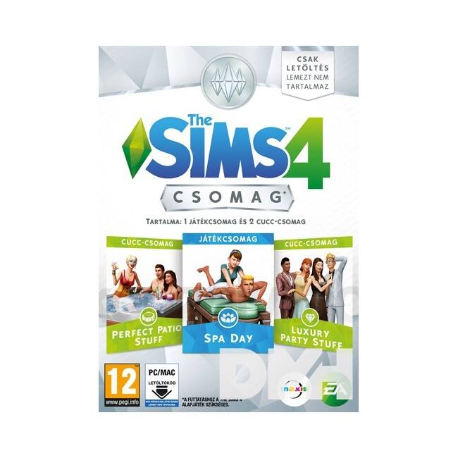 The SIMS 4 Bundle Pack 1 PC játékszoftver