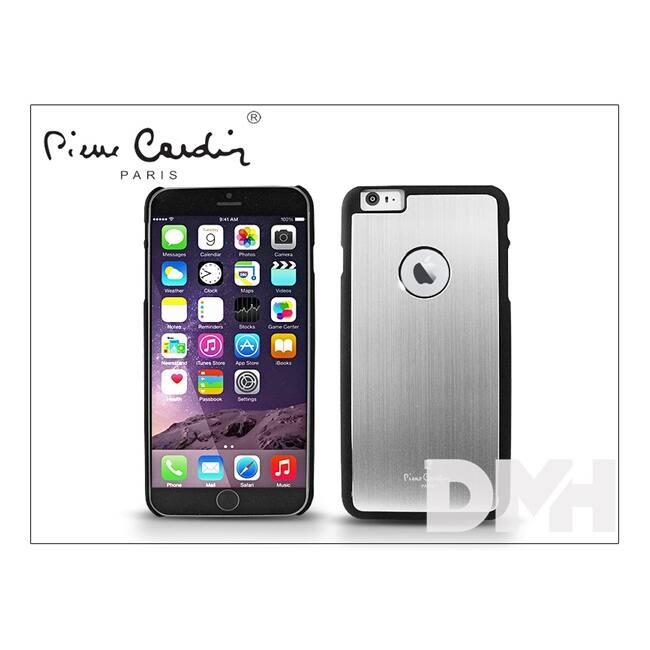 Pierre Cardin BCALSL-IP6+ iPhone 6 alumínium ezüst hátlap