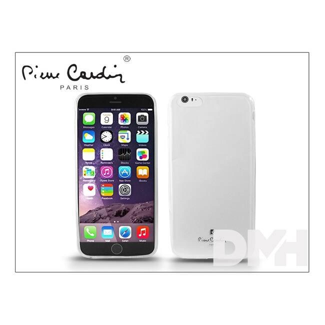 Pierre Cardin BCTPU6WTIP6+ iPhone 6+ slim átlátszó hátlap