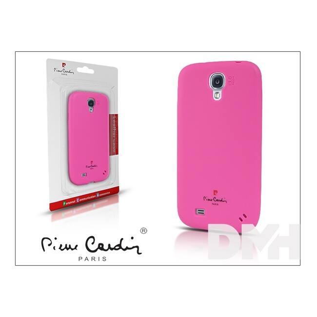 Pierre Cardin BCTPU-PKS4 Samsung I9500 pink hátlap