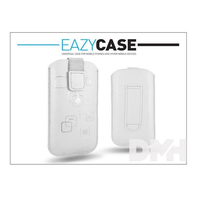 Eazy Case Style DZ-283 LG G3/Sony Z1 fehér tok
